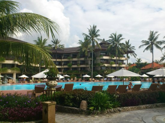Prama Sanur Beach Bali: Hotel view