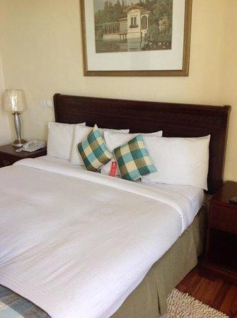 Addis Regency Hotel: clean rooms