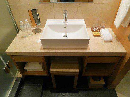 Hyatt Regency Kyoto: the sink