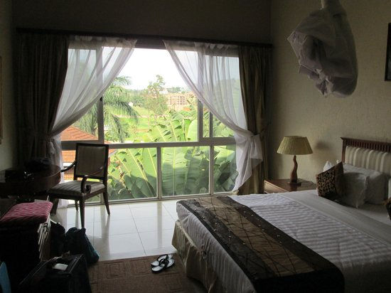 Humura Resorts: My room and view