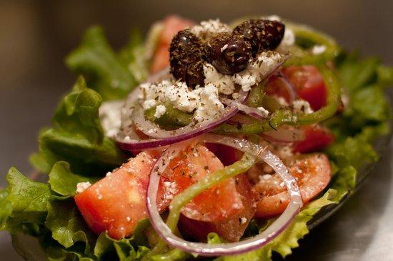 Main Street Diner: Greek Salad!
