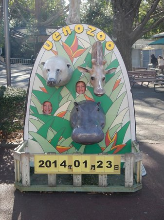 Ueno Zoo: All part of the fun