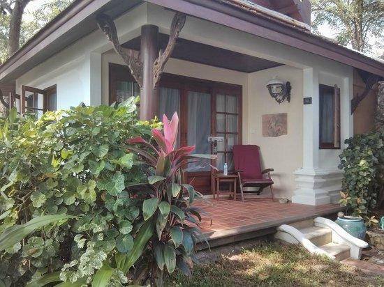 Poppies Samui: The Beachfront Cottage Room 101