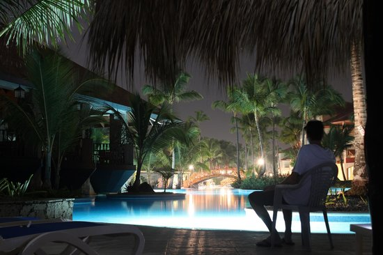 Majestic Colonial Punta Cana : Myself by the pool