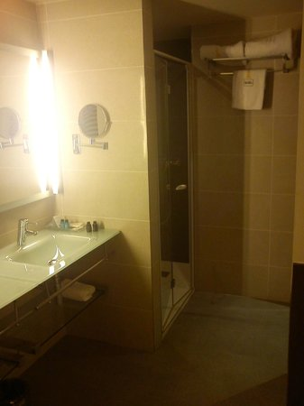 Maisonnave Hotel: buena ducha