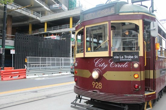 City Circle Tram: tram 35