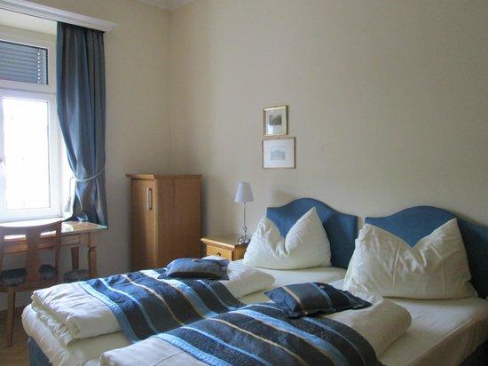 Hotel Mozart: 部屋
