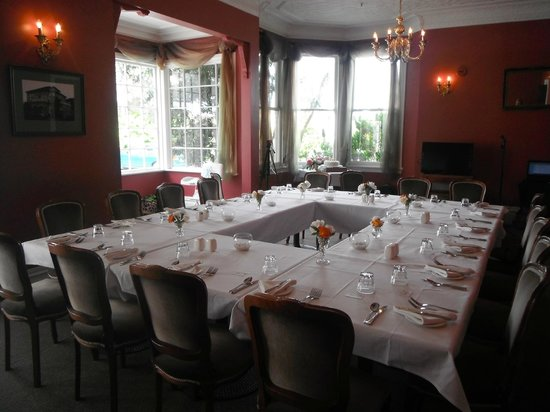 Settlers Motor Lodge: Private functions can be held in Alfred Coles House