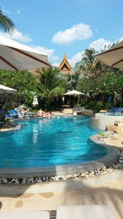 Thai House Beach Resort : Pool