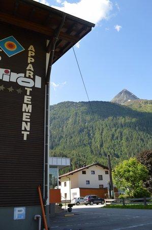 Top Tirol Appartments: Отель
