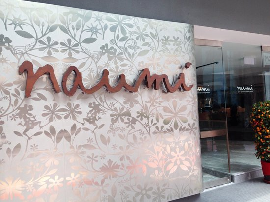 Naumi Hotel: Entrance