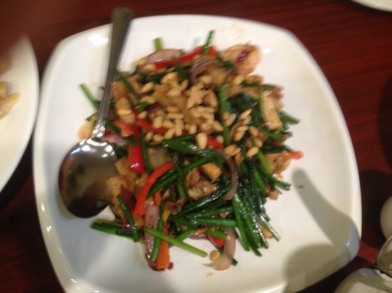 King Kong Chinese Restaurant: House special stir fry king