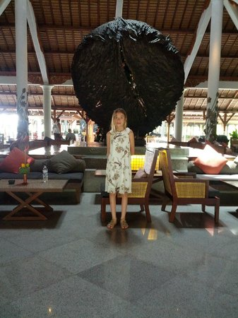 Lobby of Padma Resort Legian