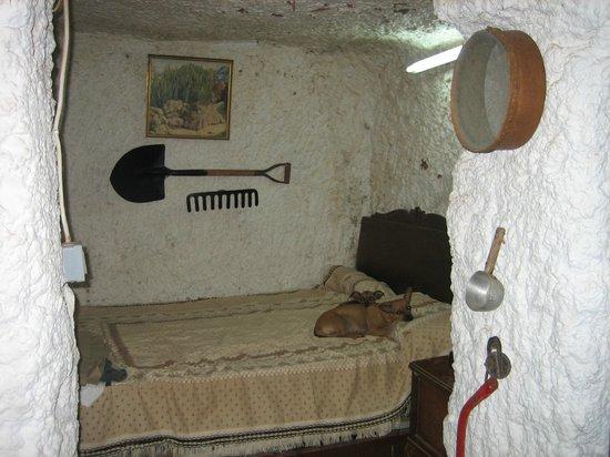 Barranco de Guayadeque : Современная пещерная квартирка