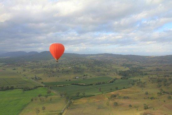 Hot Air Balloon Gold Coast: Spectacular View!