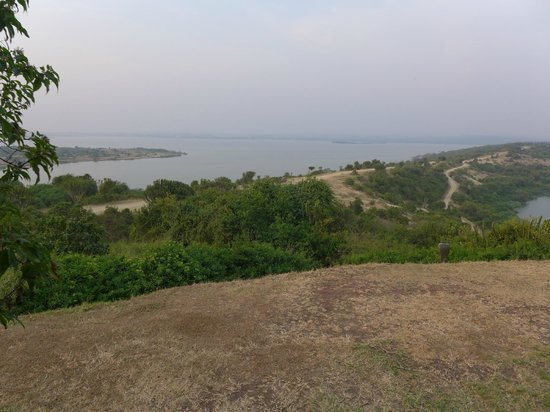 Mweya Safari Lodge: The view