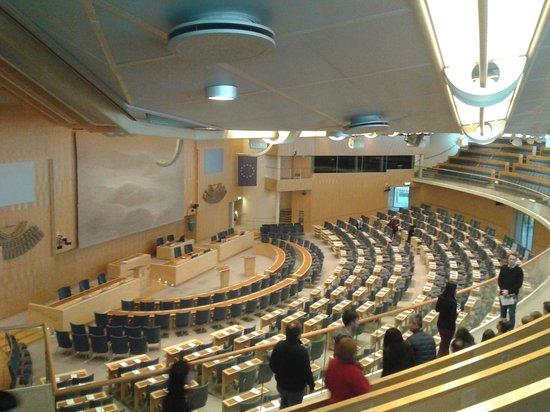 Parliament Building (Riksdagshuset): Riksdagshuset