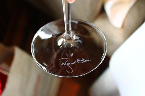 Belmond Le Manoir aux Quat'Saisons: Signature Glass