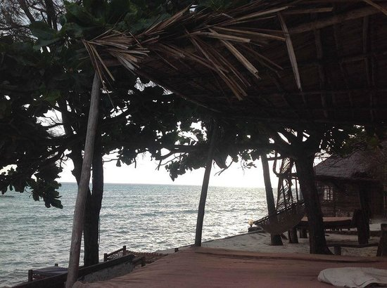Coral Rock Hotel: typical view
