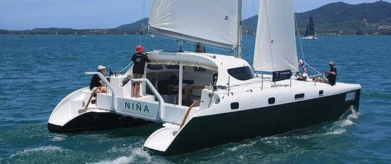 Charter Catamaran - Private Day Tours