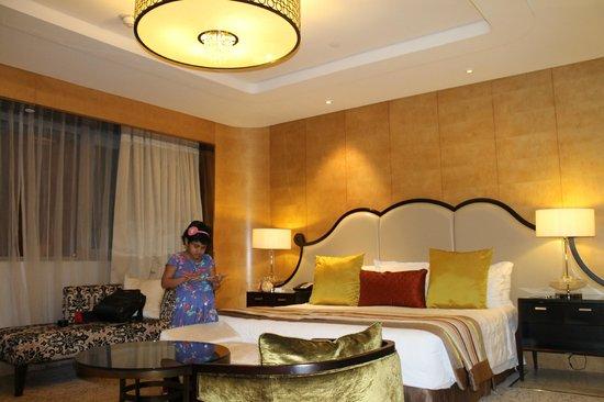 ITC Grand Chola, Chennai: room