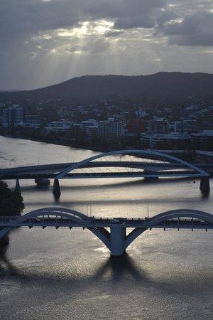 Meriton Suites Herschel Street, Brisbane: view