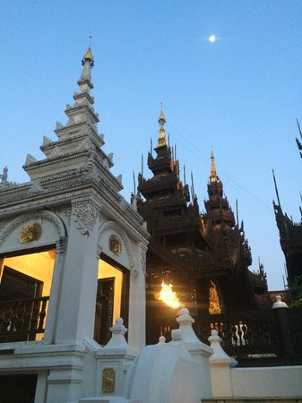The Dhara Dhevi Chiang Mai: Spa