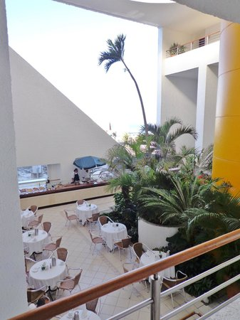 Casa Mexicana Cozumel: spisesalen
