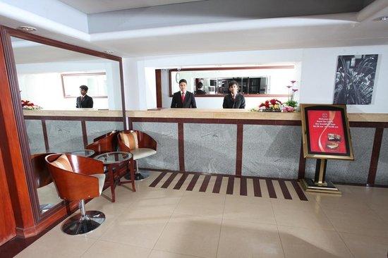 Hotel De Castle : Front Office