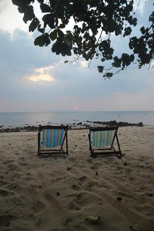 Ting Rai Bay Resort : Vackra vyer
