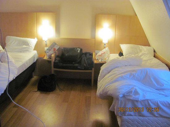 Ibis Brussels off Grand Place: room TRL