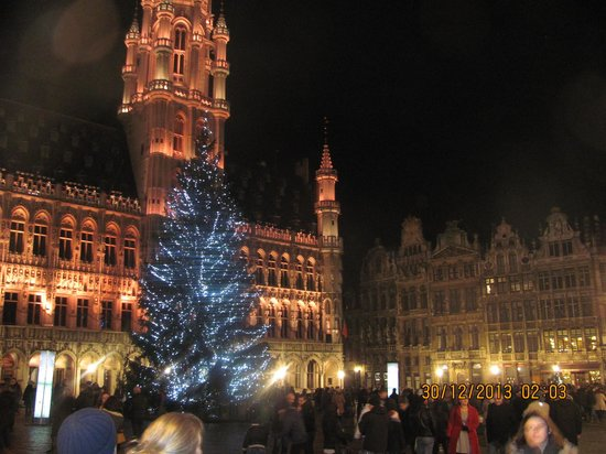 Ibis Brussels off Grand Place: Cristmas in Brussels