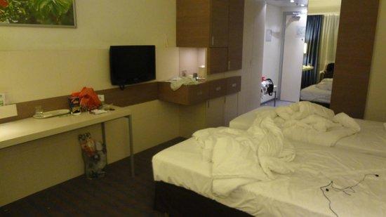 Holiday Inn St. Petersburg Moskovskie Vorota : Номер