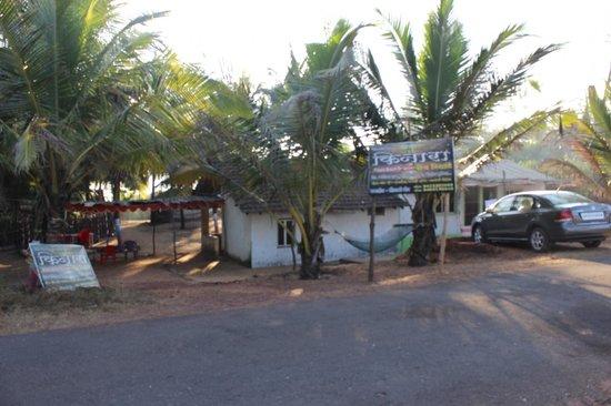 Malvan, الهند: Tata tikam's KINARA BEACH RESORT