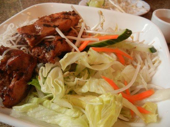 Pho Boi: 定食?