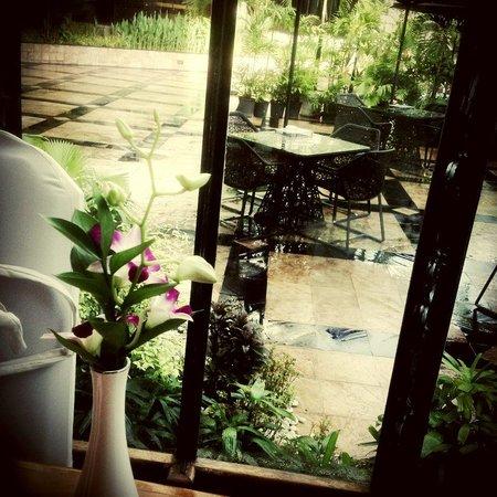 Sari Pan Pacific Jakarta: Breakfast View