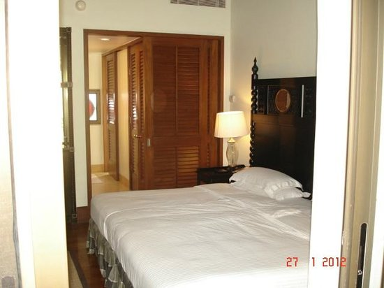 Park Hyatt Goa Resort and Spa : Inside the room
