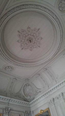 Palais de Compiegne: carré...rond...