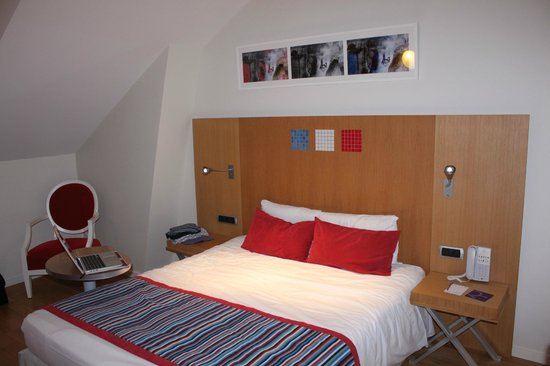 Hotel Mercure Vittel : excellent comfy bed