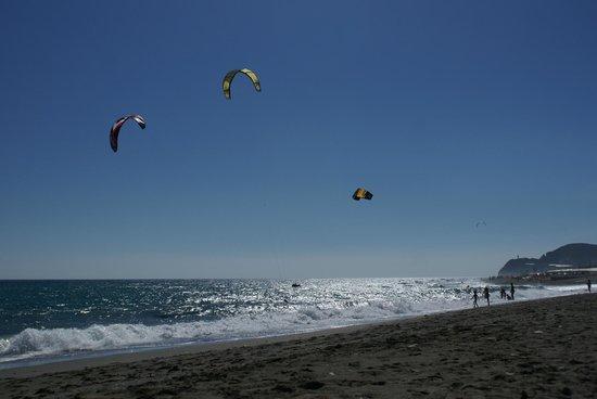 EntreMares: Skysurf