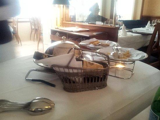 Hotel Mirabeau: service