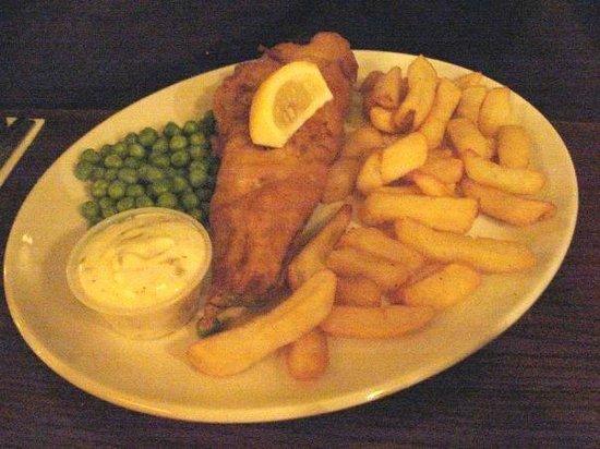 The Salisbury: Fish & Chips