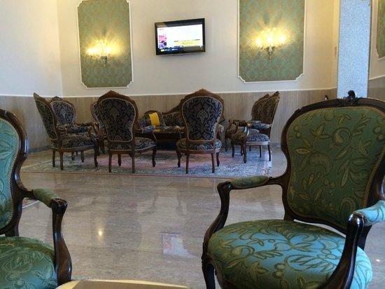 Terme Venezia Hotel : Hall dell'albergo