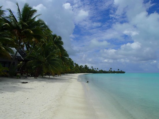 Pacific Resort Aitutaki: One Foot Island on the Aitutaki lagoon day trip