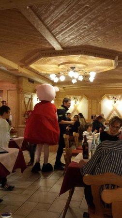 Hotel Franco: peppa pig
