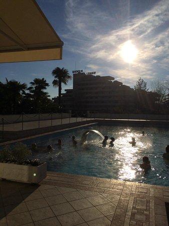 Terme Venezia Hotel : Piscina esterna