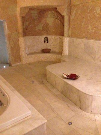 MDC Hotel: hamam