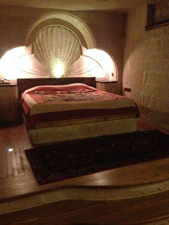 MDC Hotel: yatak odası