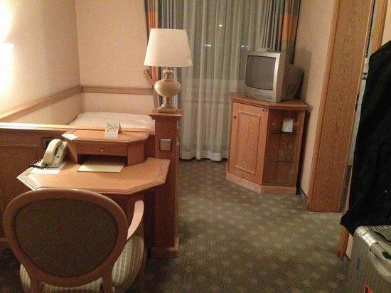 Hotel Stern : Zimmer-Überblick