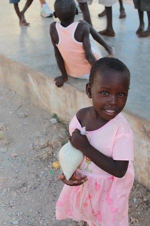 Jumbo Club Orange: orgogliosa di portare a casa il riso regalato